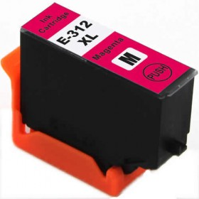 Epson 312XL Magenta Compatible Ink Cartridge