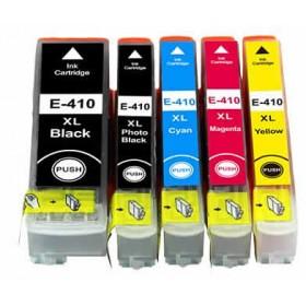 Epson 410XL Compatible Value Pack