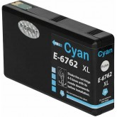 Epson 676XL Cyan Compatible Ink Cartridge