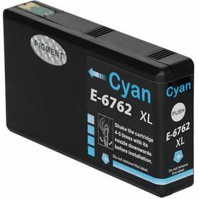 Epson 676XL Cyan Compatible Ink Cartridge