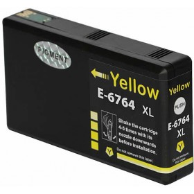 Epson 676XL Yellow Compatible Ink Cartridge
