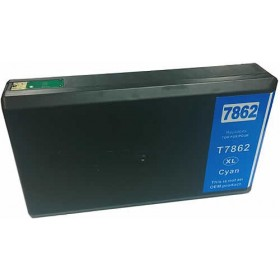 Epson 786XL Cyan Compatible Ink Cartridge