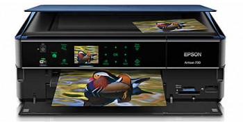 Epson Artisan 730 Inkjet Printer