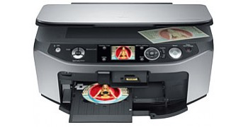 Epson Stylus Photo RX590 Inkjet Printer