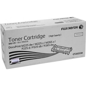 Fuji Xerox CT202330 Black Genuine Toner Cartridge