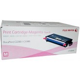 Fuji Xerox CT350676 Magenta Genuine Toner Cartridge