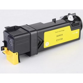 Fuji Xerox Docuprint C1110 Yellow Compatible Toner Cartridge