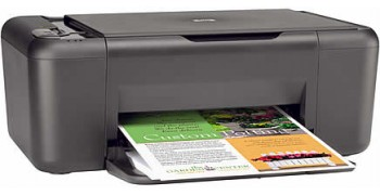 HP Deskjet F2410 Inkjet Printer
