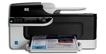 HP Officejet J4500 Inkjet Printer