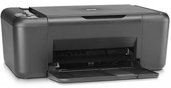 HP Deskjet F2480 Inkjet Printer