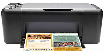 HP Deskjet F4400 Inkjet Printer