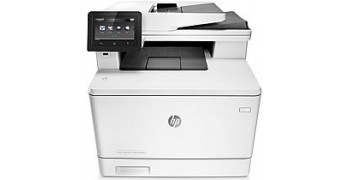 HP Laserjet Pro M477FDW Laser Printer