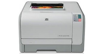 HP Colour Laserjet CP1215 Laser Printer