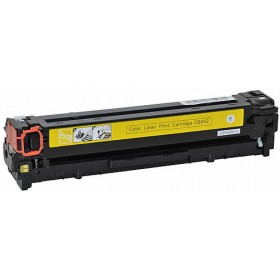 HP 125A Yellow Compatible Toner Cartridge ( CB542A )