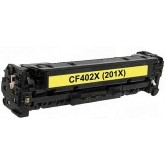 HP CF402X Yellow Compatible Toner Cartridge