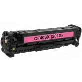 HP CF403X Magenta Compatible Toner Cartridge