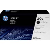 HP 49X Genuine Toner Cartridge