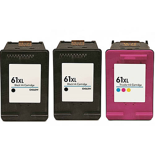 HP 61XL Compatible Value Pack