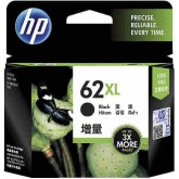 HP 62XL High Yield Black Ink Cartridge