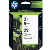 HP 21 / HP 22 Value Pack