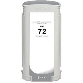 HP 72 Grey Compatible Ink Cartridge