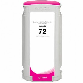 HP 72 Magenta Compatible Ink Cartridge