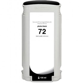 HP 72 Photo Black Compatible Ink Cartridge