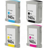 HP 940XL Compatible Value Pack