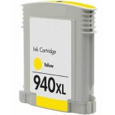 HP 940XL Yellow Compatible Ink Cartridge (C4909AA)