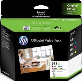 HP 955XL Genuine Value Pack