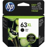 HP 63XL High Yield Black Ink Cartridge