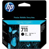 HP 711 Black Ink Cartridge (80ml)
