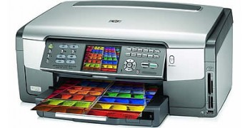 HP Photosmart 3310 Inkjet Printer