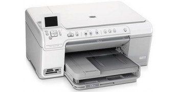 HP Photosmart C5324 Inkjet Printer