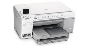 HP Photosmart C5370 Inkjet Printer