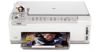 HP Photosmart C6375 Inkjet Printer