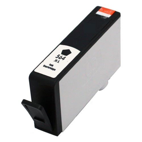 Hp 564xl Black Compatible Ink Cartridge