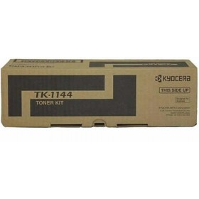 Kyocera TK 1144 Black Toner Cartridge