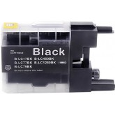 Brother LC 40-73-77XL Black Compatible Ink Cartridge