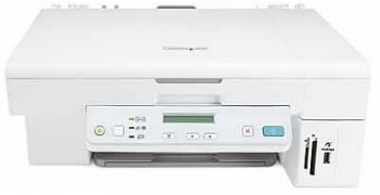 Lexmark X3450 Inkjet Printer