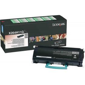 Lexmark X264H11G Genuine Toner Cartridge