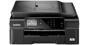 Brother MFC J870DW Inkjet Printer