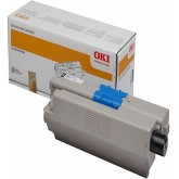 Oki 46490612 Black Genuine Toner Cartridge