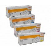 OKI C532DN / MC563DN / MC573DN Genuine Value Pack