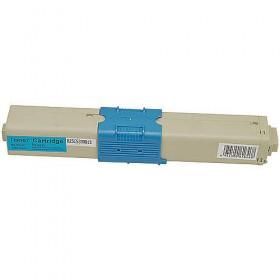 OKI 44469757 Cyan Compatible Toner Cartridge