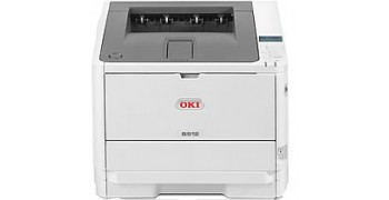 OKI B512DN Laser Printer