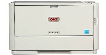 Oki C 331DN Laser Printer