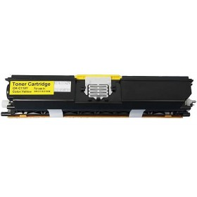 OKI C110 / C130 Yellow Compatible Toner Cartridge