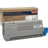 Oki 46507611 Cyan Genuine Toner Cartridge