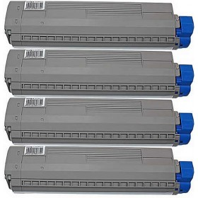 OKI C831 Compatible Value Pack